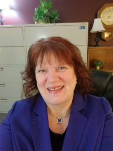 Office Manager, Kathleen Taylor